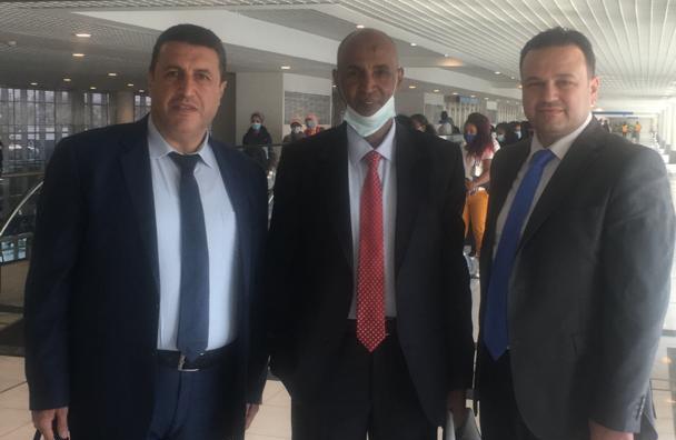 الاتحاد العربي السفير الصومالي